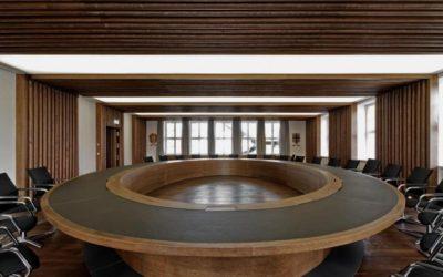Rathaus Waldsassen in neuem Licht dank DOTLUX