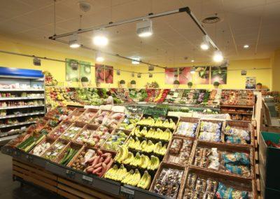 Einzelhandel-Supermarkt