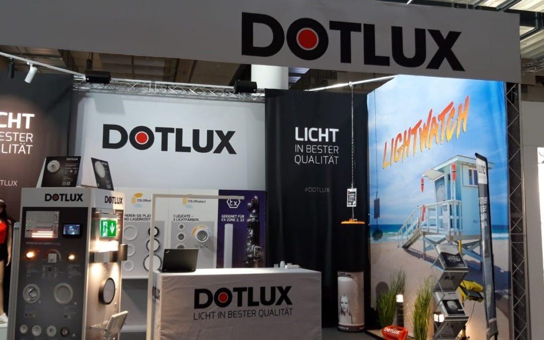 LIGHTWATCH – DOTLUX auf dem sonepar Partnertreff in Graz