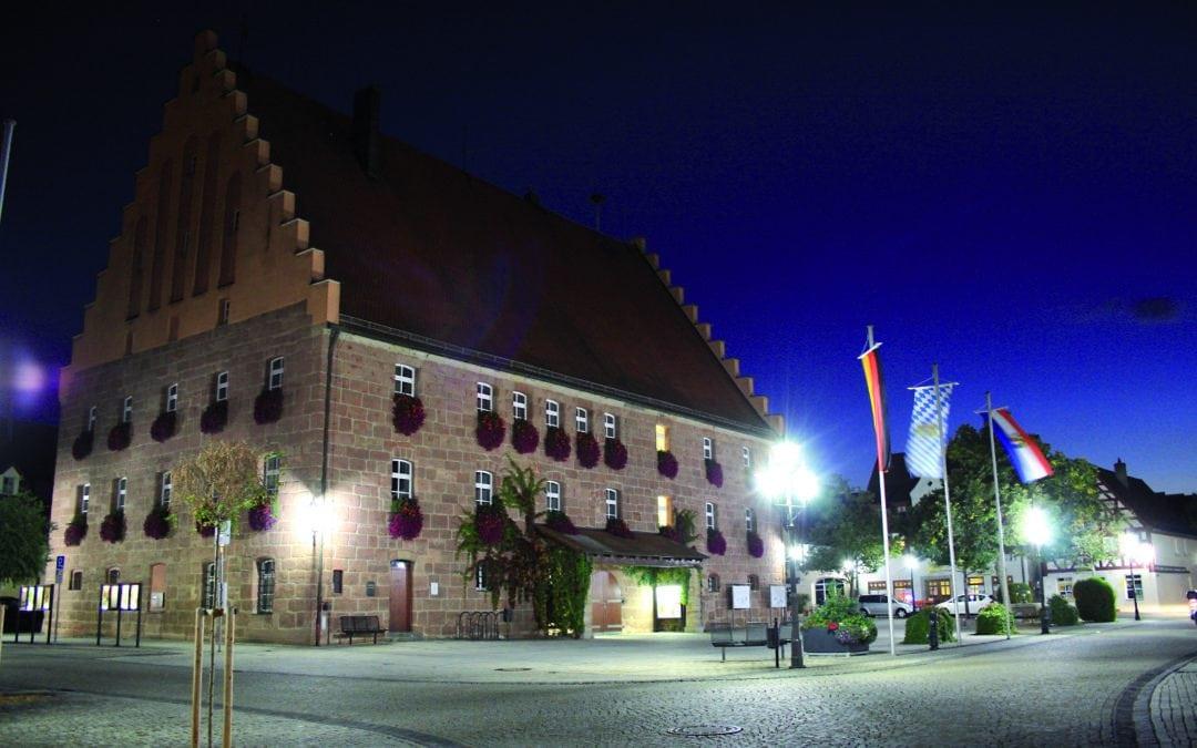 Marktplatz Heideck