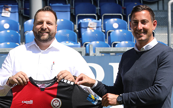 DOTLUX und der SV Wehen Wiesbaden