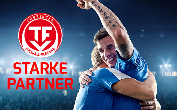Kooperationspartner Thüringer Fußball-Verband
