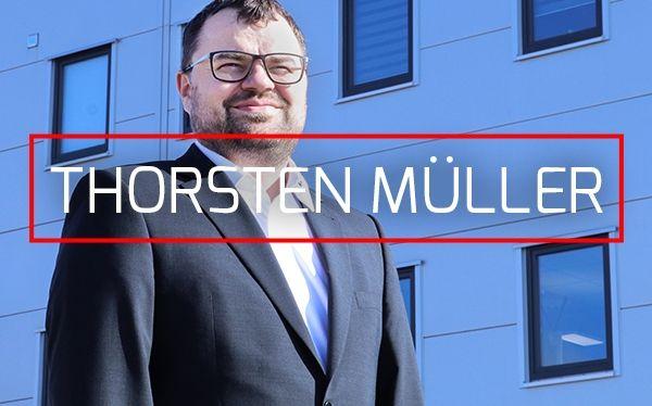 Thorsten Müller – Geschäftsführer & technischer-Tüftler der Firma