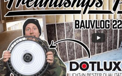 Youtube & DOTLUX LED-Hallenstrahler