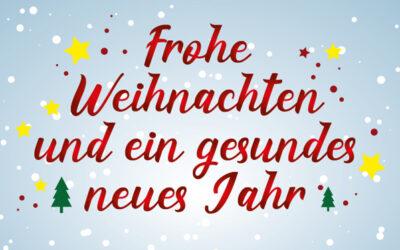 DOTLUX wünscht Frohe Weihnachten