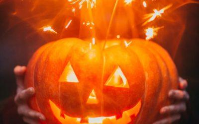 Halloween –  grusseligen Spaß wünscht DOTLUX